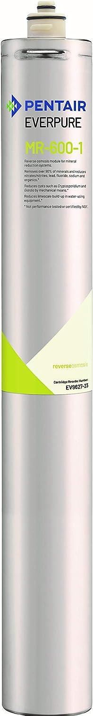 Everpure EV962723 MR-600 RO Membrane Water Filter Replacement Cartridge, Silver