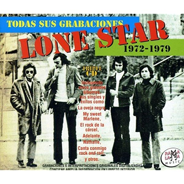Todas Sus Grabaciones: Lone Star: Amazon.es: Música