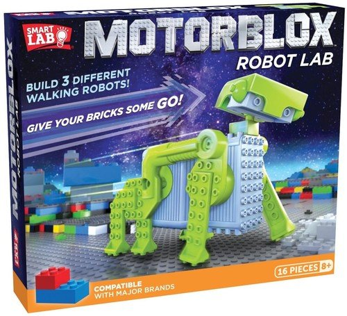 SmartLab Toys Motorblox: Robot Lab