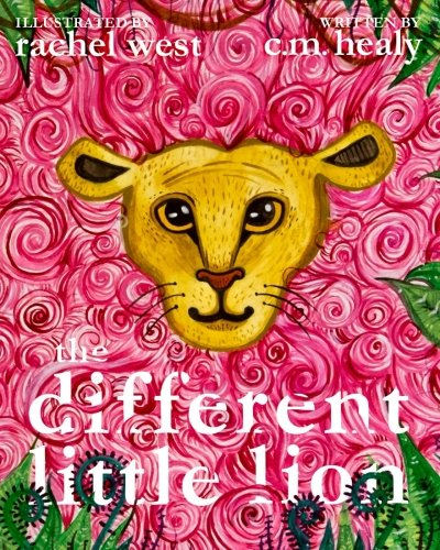 Download The Different Little Lion pdf epub