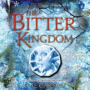 The Bitter Kingdom Audiobook