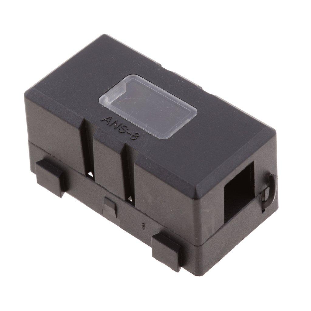 perfk 2.0x1.0 Zoll Sicherungshalter f/ür ANS-H//Midi Strip Link Sicherung Universal