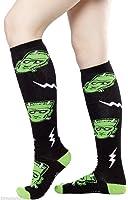 """Sourpuss Clothing 17"""" Frankenstein Socks"""