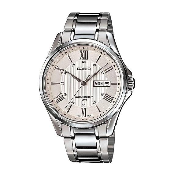 mtp-1384d-7avdf Casio Reloj de Pulsera: Amazon.es: Relojes