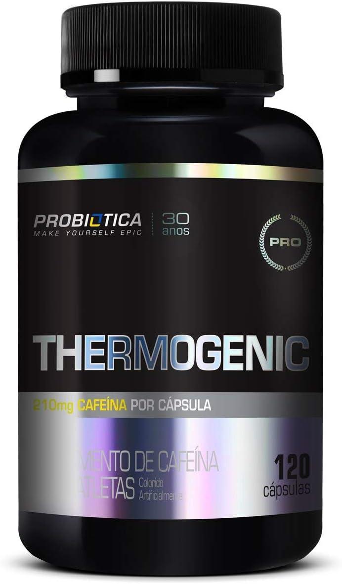 Thermogenic - 120 Cápsulas - Probiótica, Probiótica, 120 Cápsulas por Probiótica