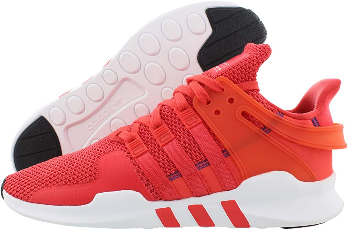 Adidas Damen Eqt Support Adv Sneaker Low Hals Real Coral Schuhe Weiß