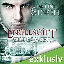 Engelsgift (Gilde der Jäger 10) Hörbuch von Nalini Singh Gesprochen von: Elena Wilms