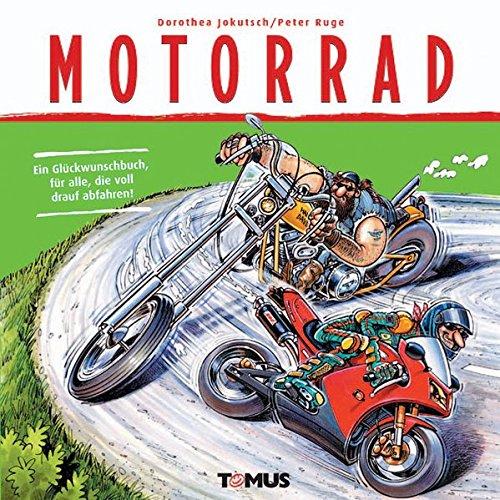 Motorrad (Tomus Glückwunschbücher)