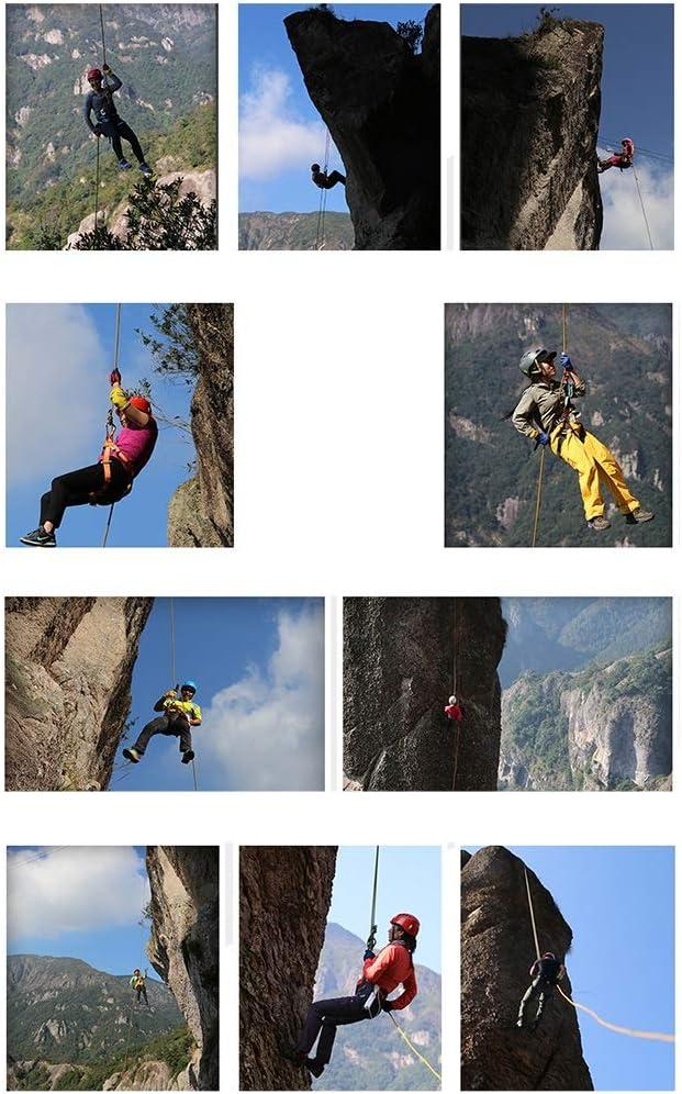 QSJY Climbing Ropes Cuerda estática de Escalada 9MM / 10.5MM ...