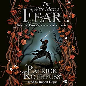 The Wise Man's Fear Hörbuch