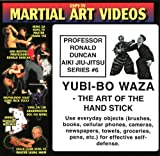 Aiki-Jiujitsu 6 - Yubi-bo Waza - The Art of the Hand Stick