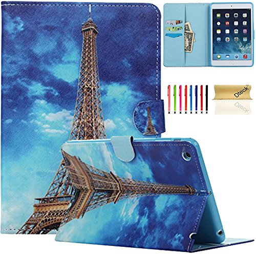 Dteck Cartoon Leather Function Magnetic