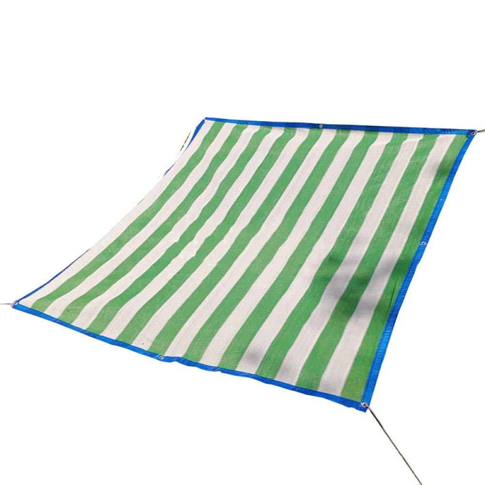 Meng-fangshaiwang Sonnenschutz Sonnenschutz Sonnenschutz Net Shading Netting Verschlüsselung Wärmedämmung Polyethylen Anti-UV-Pergola Cover Einfach Zu Falten, 2 Farbe,Grün-3x3m B07H37NG4R Zeltplanen Ausgewählte Materialien ce1362