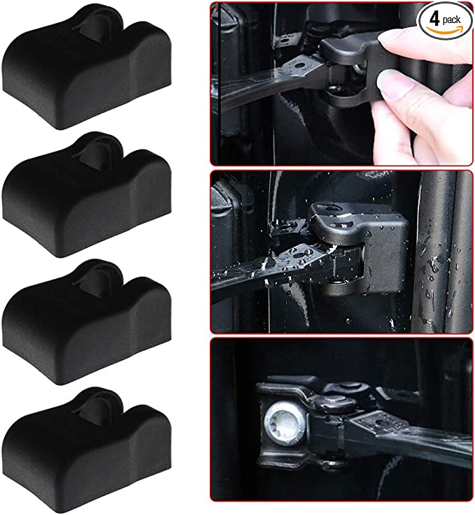Door Arrester Hinge Stopper cover Cap case For Skoda Fabia Octavia Superb For VW