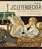 img - for        J. C.         :The Art of J. C. LEYENDECKER [ART BOOK - JAPANESE EDITION] book / textbook / text book
