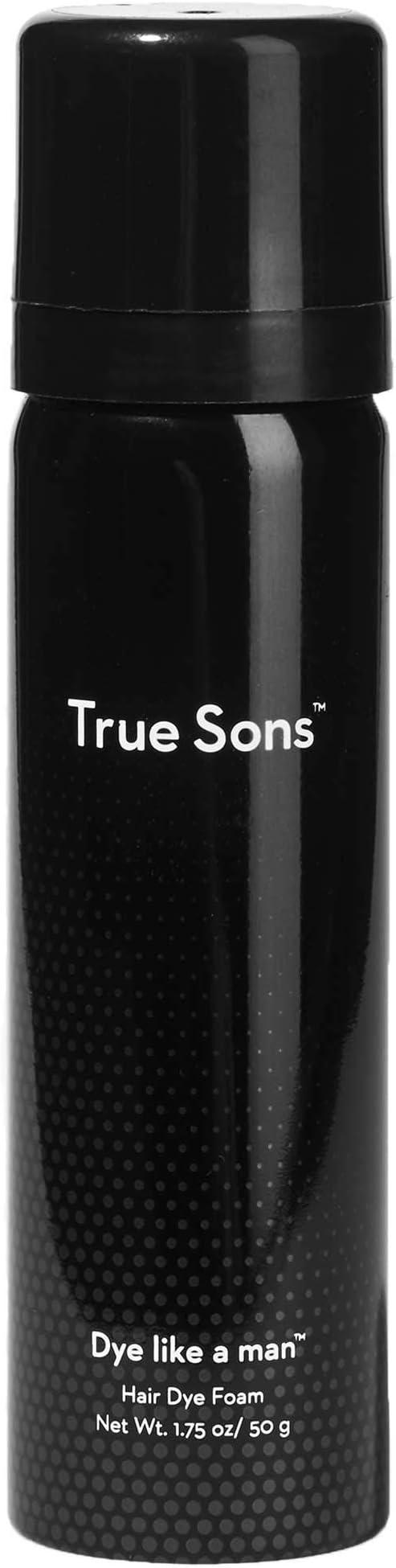 True SonsTrue Sons - Tinte de espuma para el cabello para ...