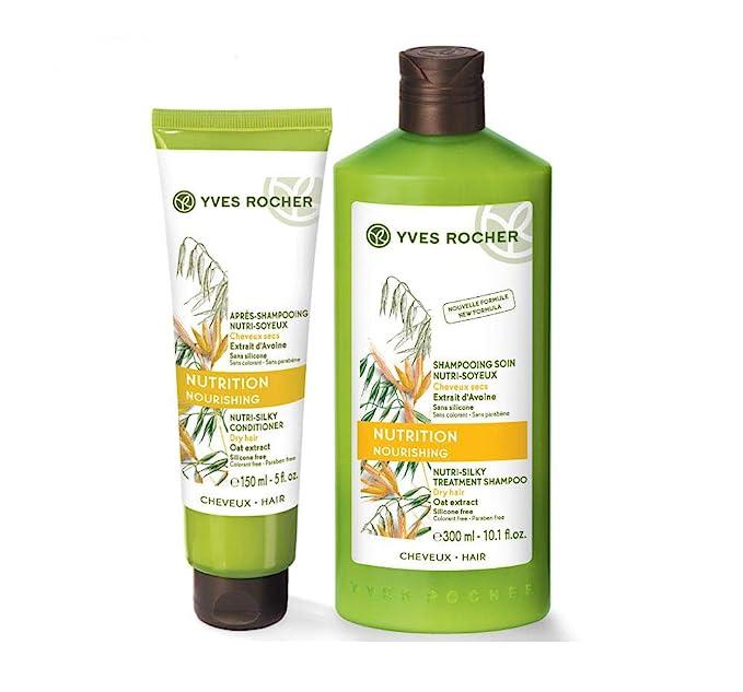 Amazon.com: Yves Rocher Champú para el cuidado del cabello ...