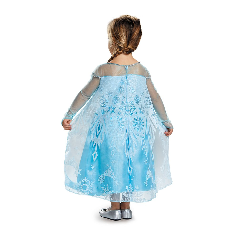 Amazon.com: Disguise Elsa Toddler Classic Costume, Small (2T): Toys ...