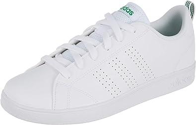 adidas Advantage Clean VS White Unisex Sneakers Shoes
