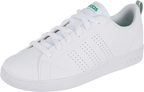 doble munición instructor  Amazon.com | adidas Advantage Clean VS White Unisex Sneakers Shoes |  Fashion Sneakers