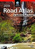2019 Rand McNally National Park Atlas & Guide (Rand McNally Road Atlas)