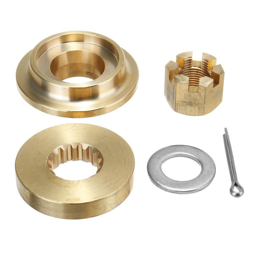 Propeller Hardware Kits Thrust Washer//Spacer//Nut for SUZUKI DF90//115HP