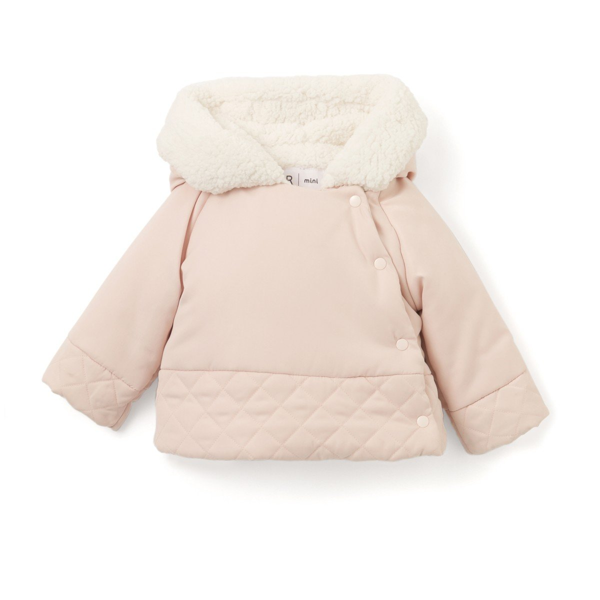 La Redoute Collections Big Girls Hooded Padded Jacket 3 Years 1 Month