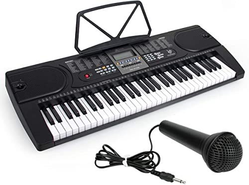 Kmise 61 Key Portable Electronic Keyboard