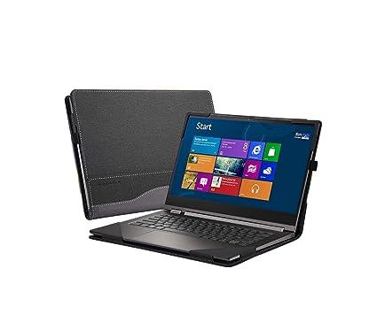 watch 3ea1b f2558 Huawei MateBook X Pro Case, PU Leather Folio Stand Protective Laptop ...