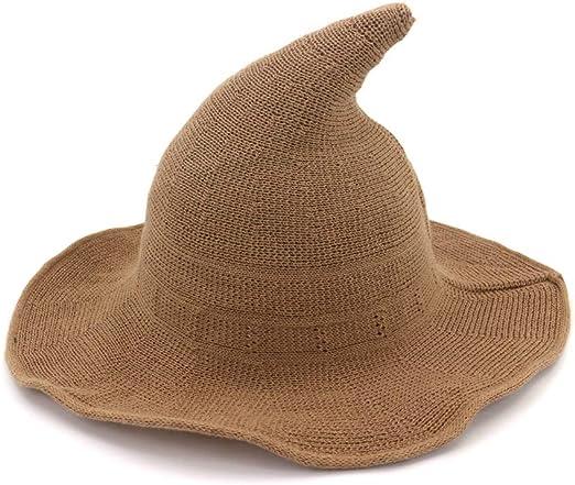 SYMX Sombreros Mujer Sombrero Pescador Sombrero de Punto Sombrero ...