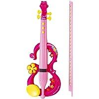 Bontempi Disney Violín electrónico, Color Rosa (Nomaco VE 4371)