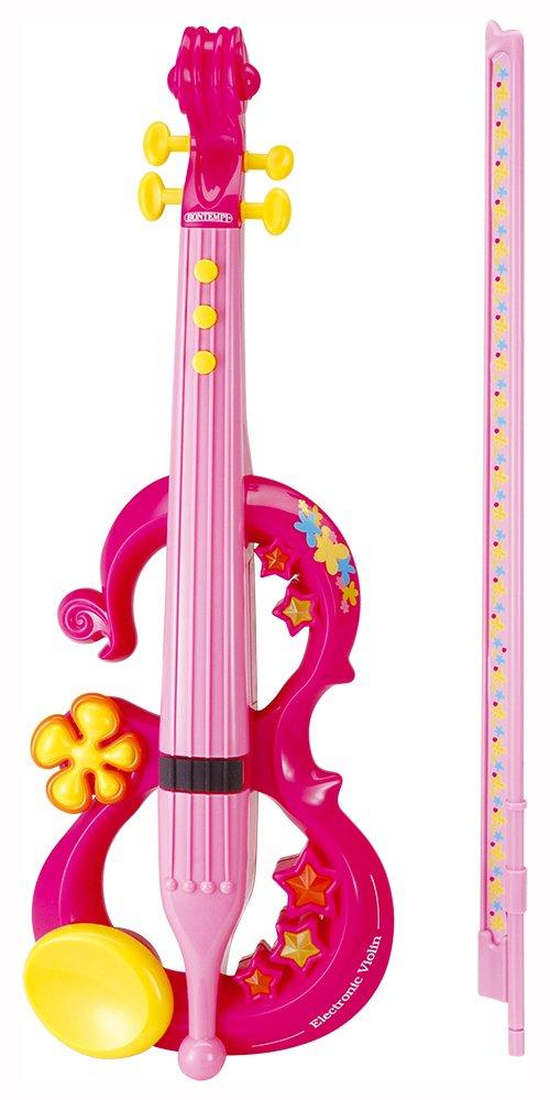 Bontempi VE4371 Elektrische Geige 163235 Musikspielwaren