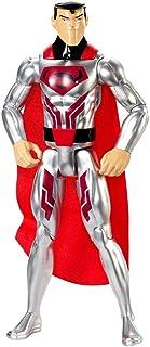 Justice League Figurina Krypton Tech Superman, 30.5 cm FPC61 Mattel