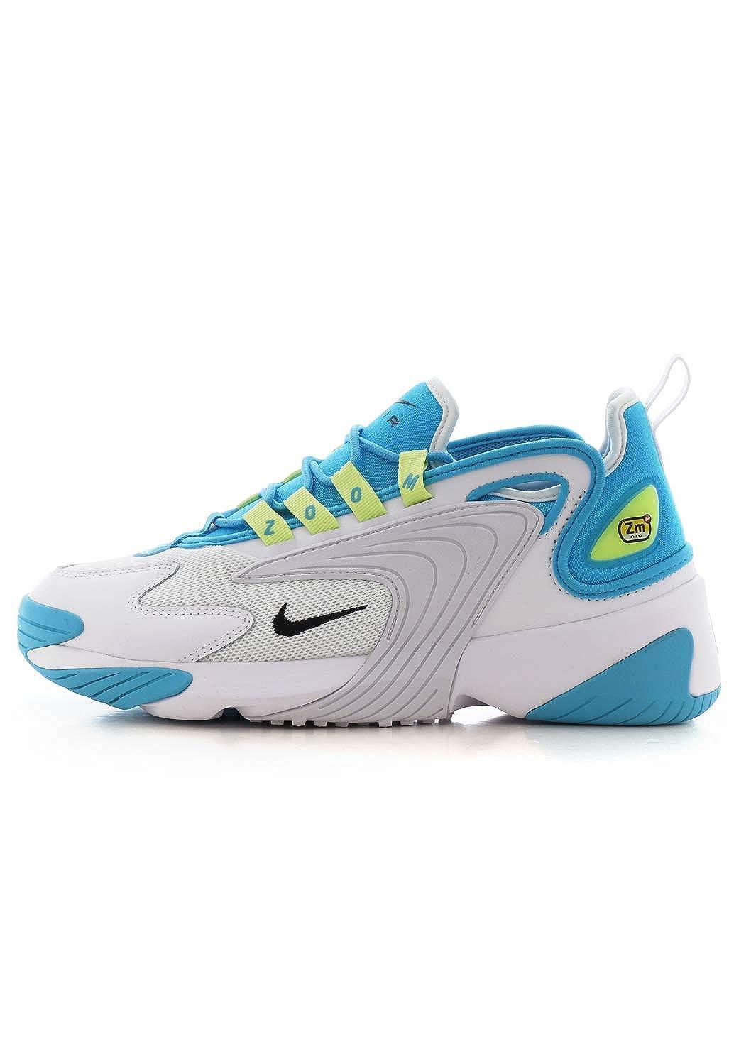 Verkaufsstelle Blau Fury schwarz Limelight 36.5 EU Nike