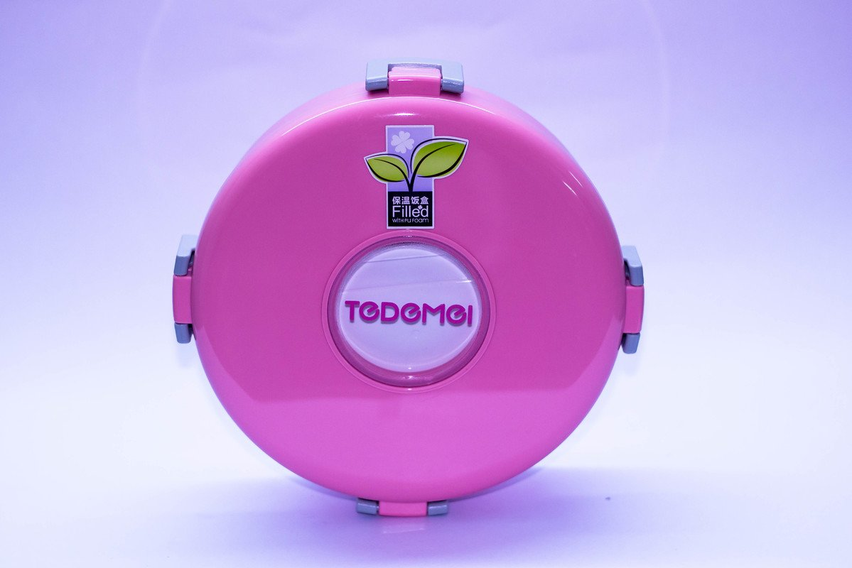 Shopkooky Birthday Gift For Kids Boys Girls Pink Color Stainless Steel Insulated Bpa Free Lunchbox Circle Return Gift Birthday Gifts Online Amazon In Toys Games
