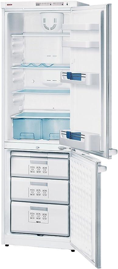 Bosch KGU34610 Independiente 290L B Blanco nevera y congelador ...