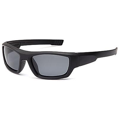 Kids Sport Sunglasses Great for Baseball Polarized Glare Blocking /& lightweight