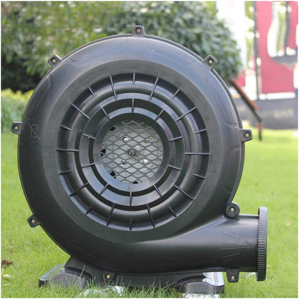 250W 220V Powered Air Blower Pump Fan  For Inflatable Bounce House Bouncy  US