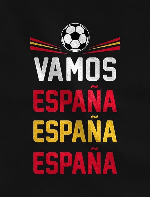 Camiseta sin Mangas para Mujer - Vamos España - Apoyemos a la Selección Española!: Amazon.es: Ropa y accesorios