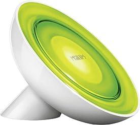 Philips Lampe d'Atmosphère Hue LivingColors Bloom Connectée Contrôlable via Smartphone