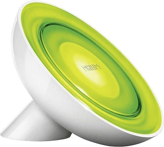Philips Hue Bloom - Lámpara de mesa conectada, luz de ambiente ...
