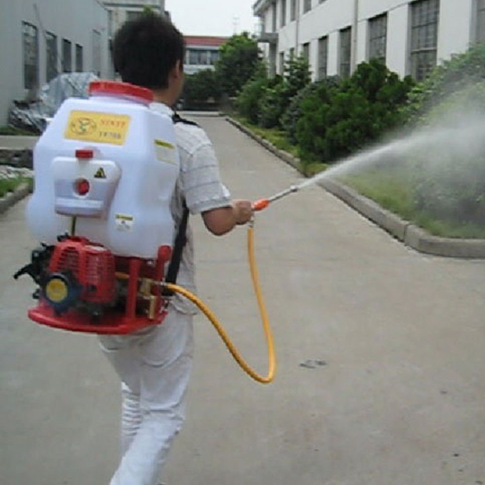 ONEPACK Backpack Sprayer Backpack Fertilizing Watering Farm for Killing Weeds in Lawns and Gardens - 20L Capacity