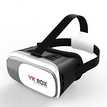 0355c9fba48e VR BOX V2 3D Virtual Reality Glasses 3D VR Headset Compatible With  3.5 quot -6.0 quot