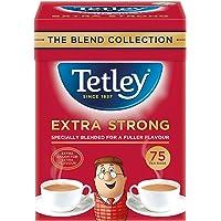 Tetley - Extra Strong Tea 75 Bags