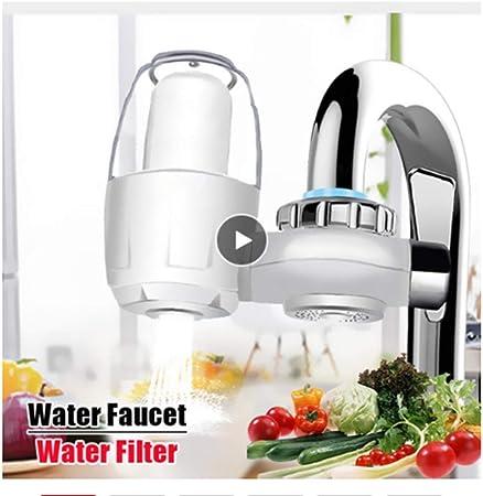 JYSL Cocina Agua Grifos Filtro Lavable Grifos De Cerámica Monte ...