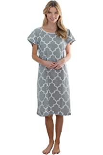 15365cdbbef Gownies - Designer Hospital Patient Gown, 100% Cotton, Hospital Stay