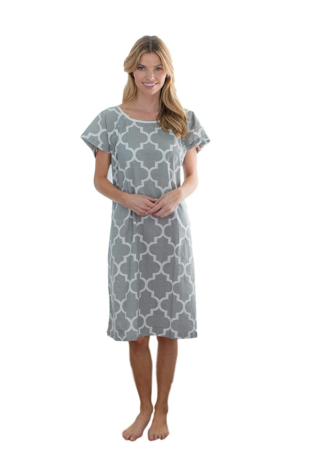 a33e920150a Amazon.com  Gownies - Designer Hospital Patient Gown