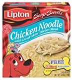 Lipton Soup Secrets Chicken Noodle with Diced White Chicken (413320) 4.2 oz