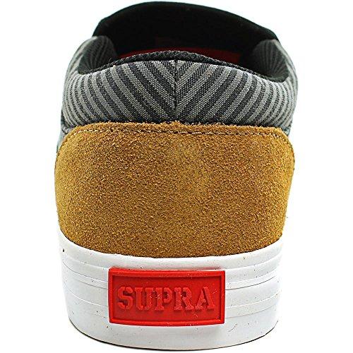 Supra Cuba Sneaker Sort / Grå - Hvid tDNMkFg7