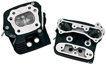 S&S Performance Replacement Cylinder Head Kit for Harley Davidson 1984-99  Evo Big Twin engines - One Size
